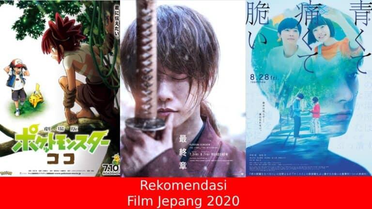 Film Jepang Terbaik dan Rekomendasi Tahun 2020