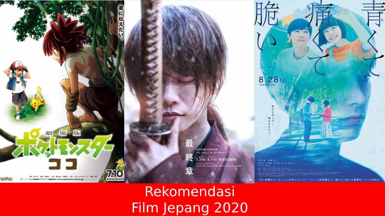 12 Film Jepang Terbaik dan Rekomendasi Tahun 2020