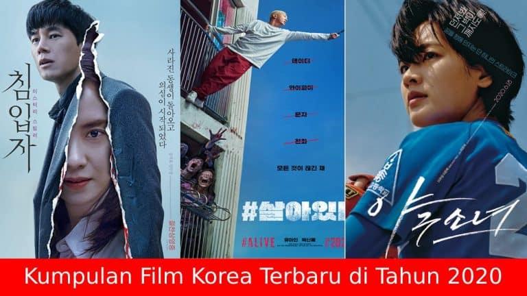 Film Korea Terbaru yang Sayang Dilewatkan di Tahun 2020