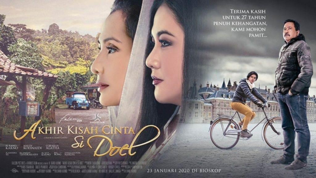 Film Akhir Kisah Cinta Si Doel 2020