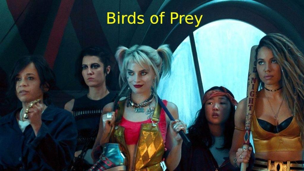 Film Birds of Prey 2020
