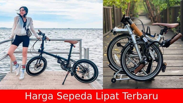 Daftar Harga Sepeda Lipat Terbaru di Tahun 2020