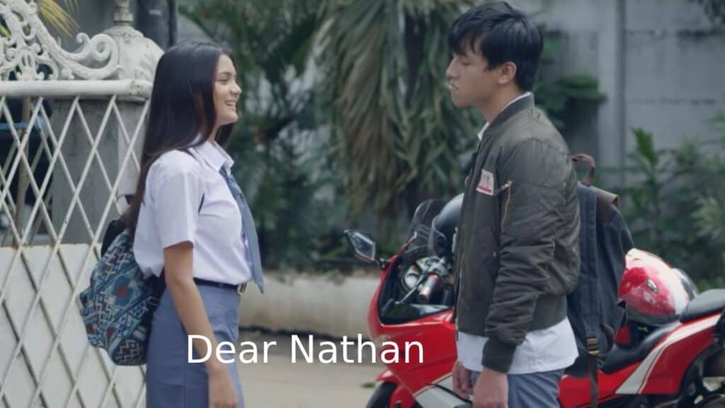 Film Dear Nathan 2017 by imdb
