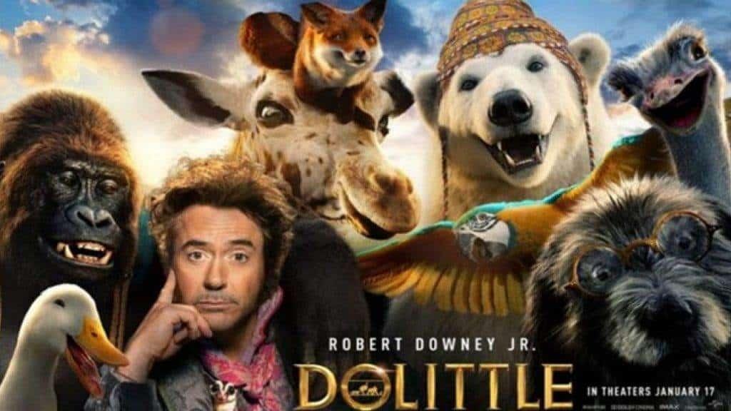 Film Dolittle 2020 (Foto: Forbes)