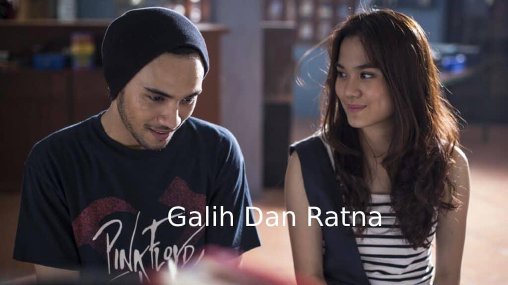 Film Galih Dan Ratna 2017 by imdb