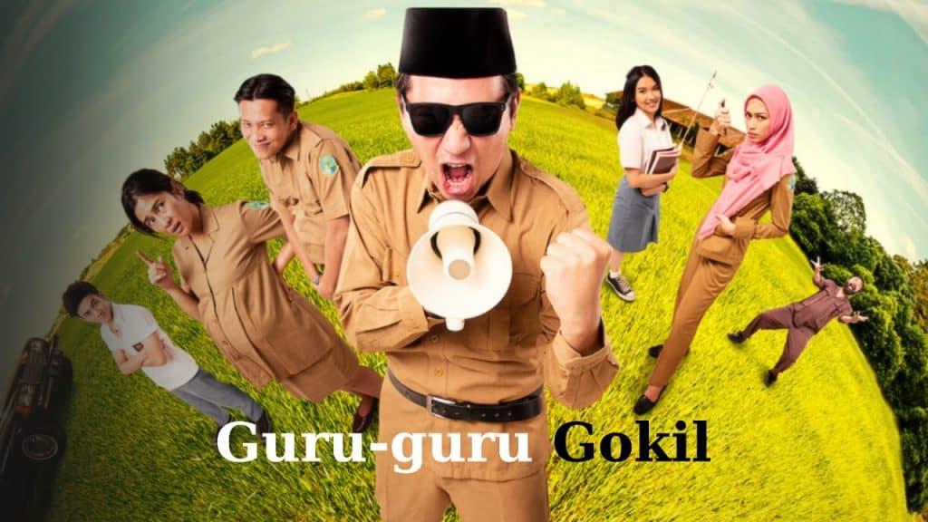 Film Guru Guru Gokil 2020 by netflix