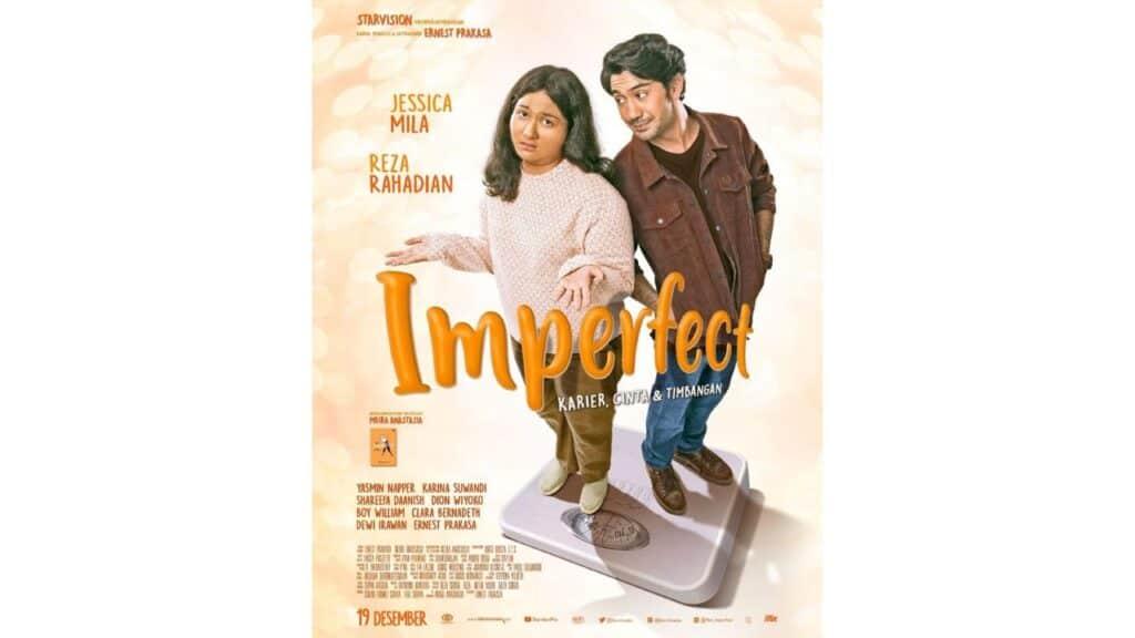Film Imperfect 2019 Karir Cinta dan Timbangan by imdb