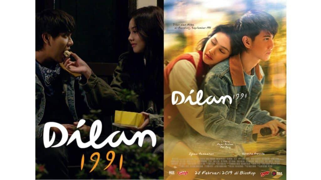 Film Indonesia Romatis Dilan 1991 by imdb