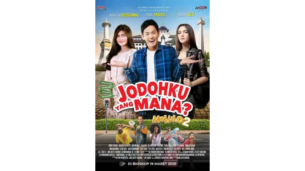 Film Jodohku yang Mana Molulo2 2020 by Moov Pictures