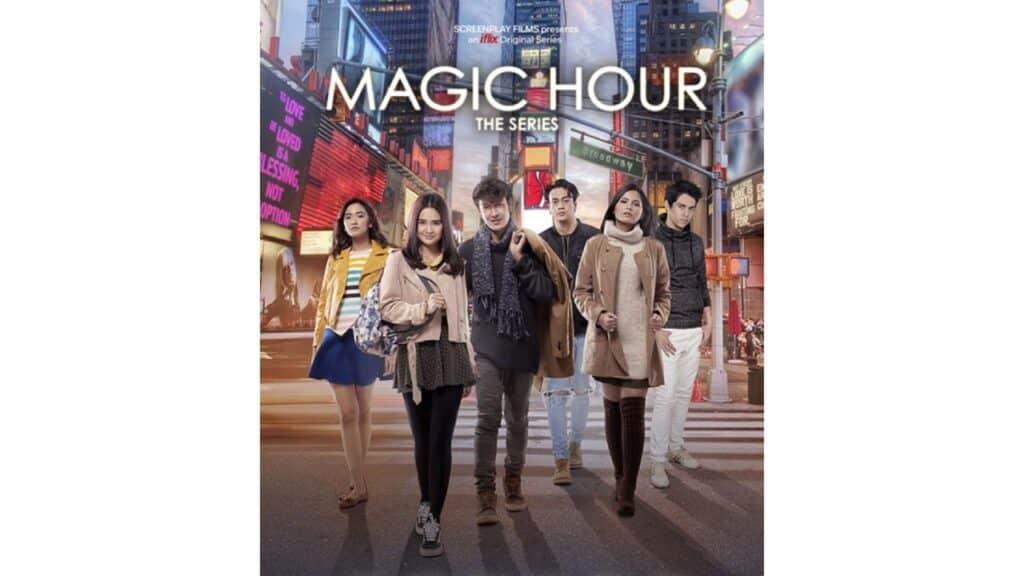Film Magic Hour 2015 by iflix