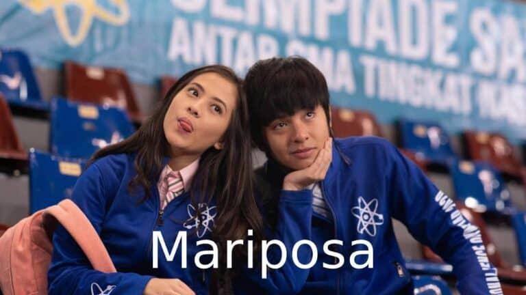 Mariposa 2020