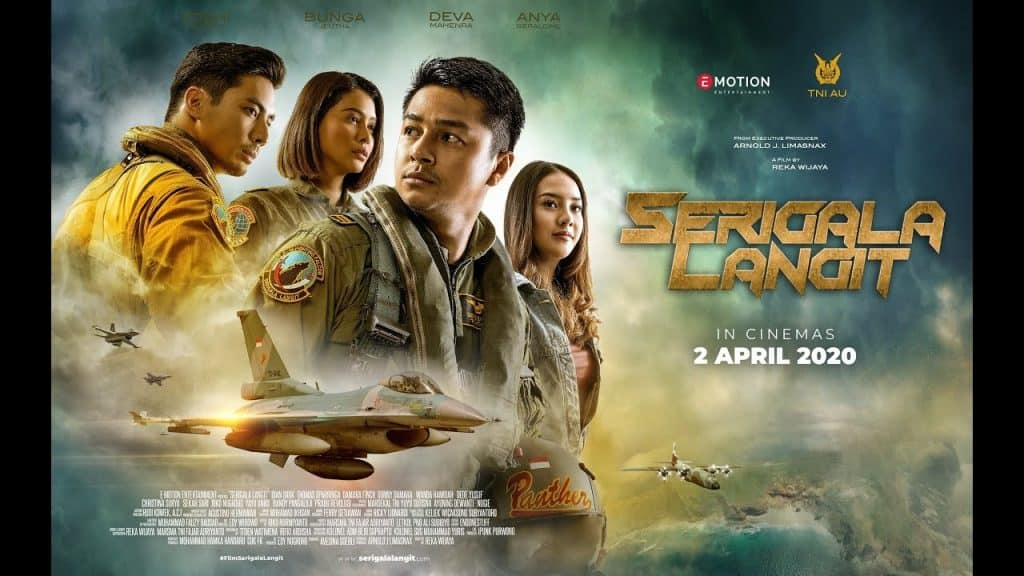 Film Serigala Langit 2020 by Youtube Emotion Pictures