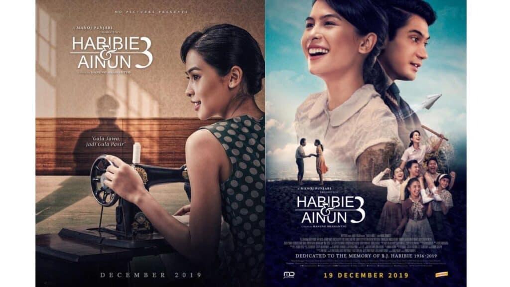 Habibie dan Ainun 3 2019 by imdb