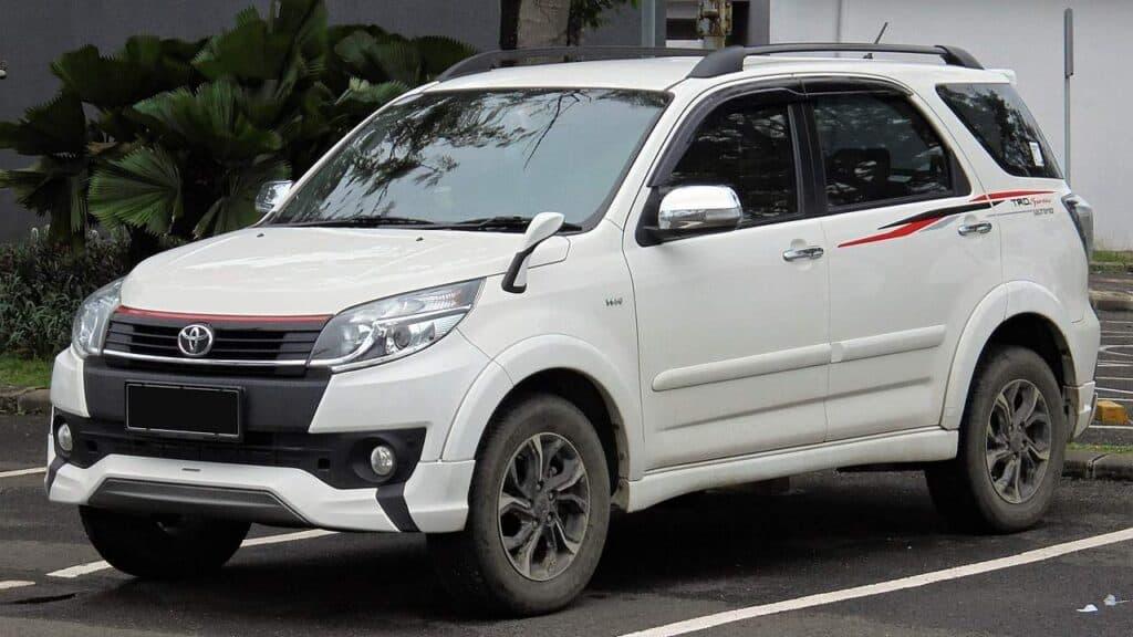 Harga Mobil Bekas 2016 Toyota Rush 1 1