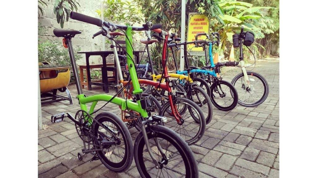 Harga Sepeda Lipat Murah by Instagram epicyclist depok