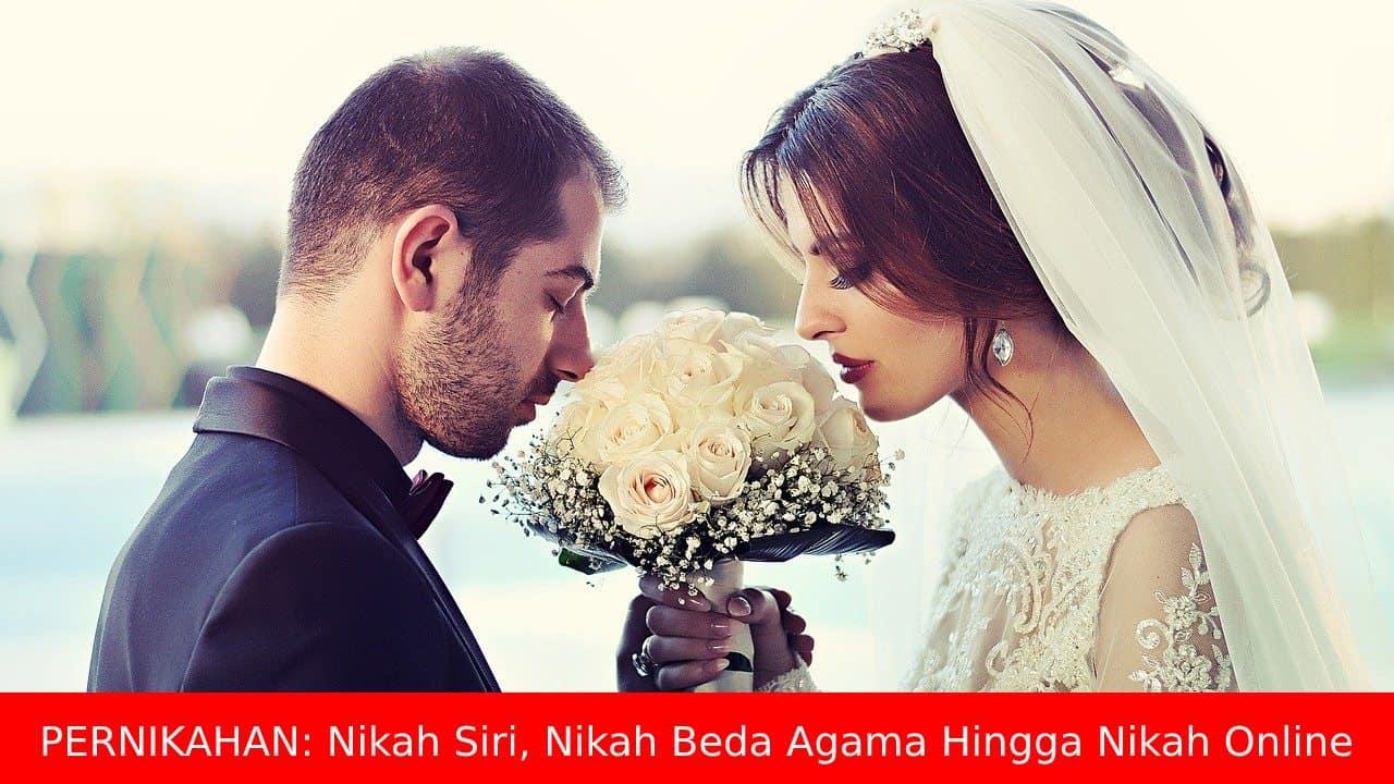 VIRAL: 4 Macam Pernikahan di Tengah Pandemi Virus Corona