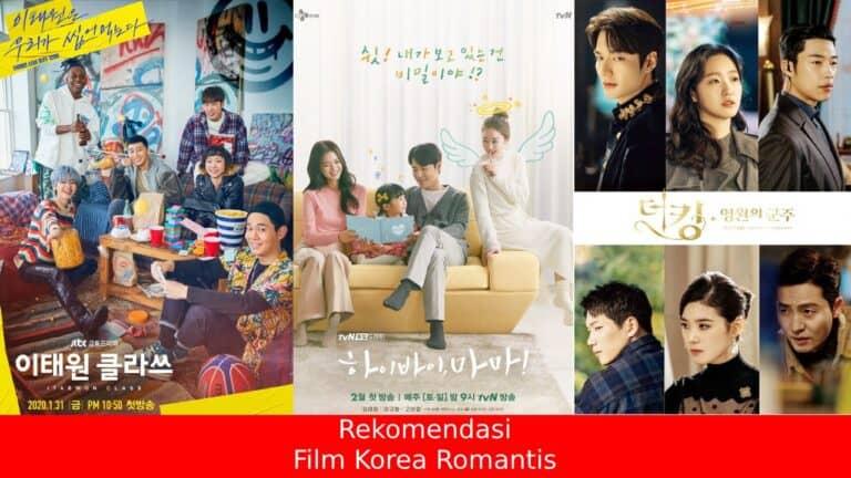 Rekomendasi Film Korea Romantis Terbaik dan Bikin Baper