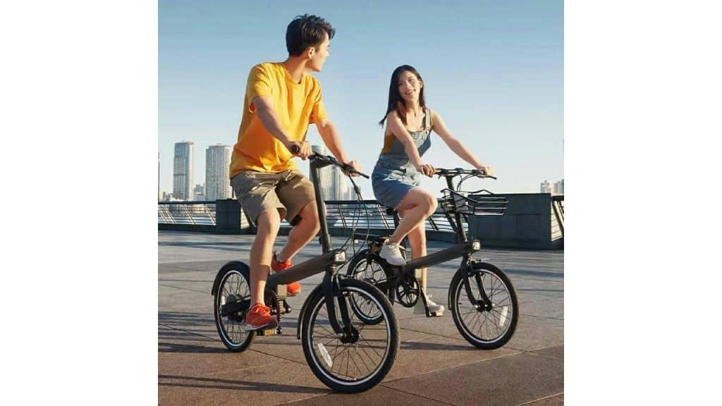 Sepeda Elektrik Xiaomi QiCycle