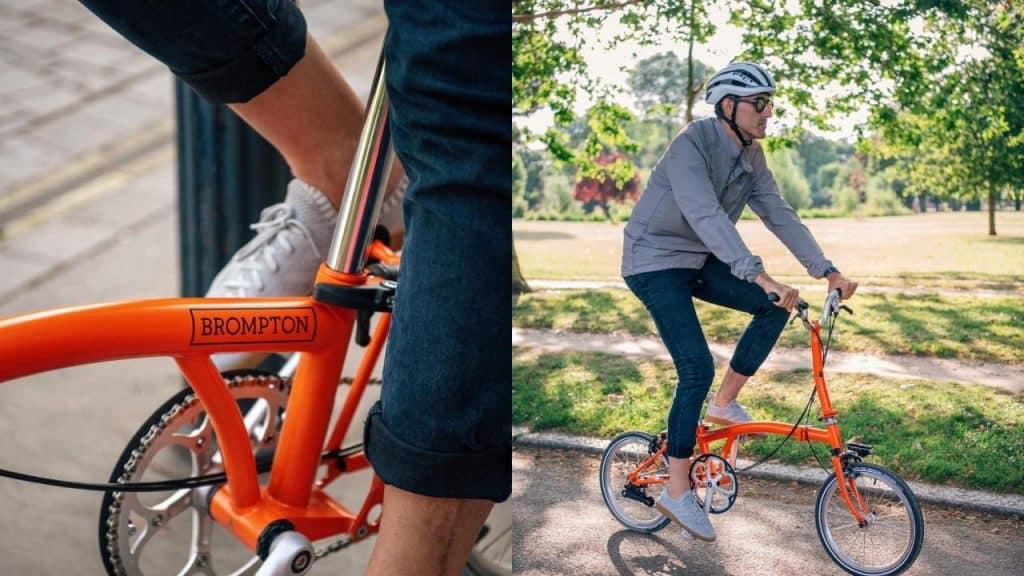 Sepeda Lipat Brompton by Instagram bromptonbicycle