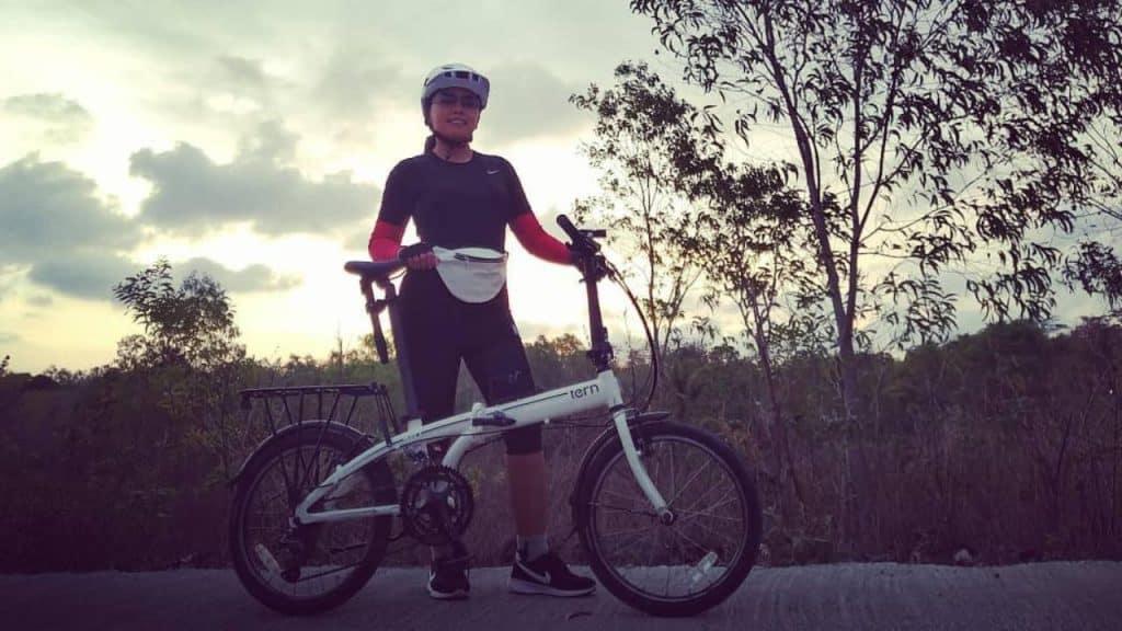 Sepeda Lipat Tern by Instagram eqnola