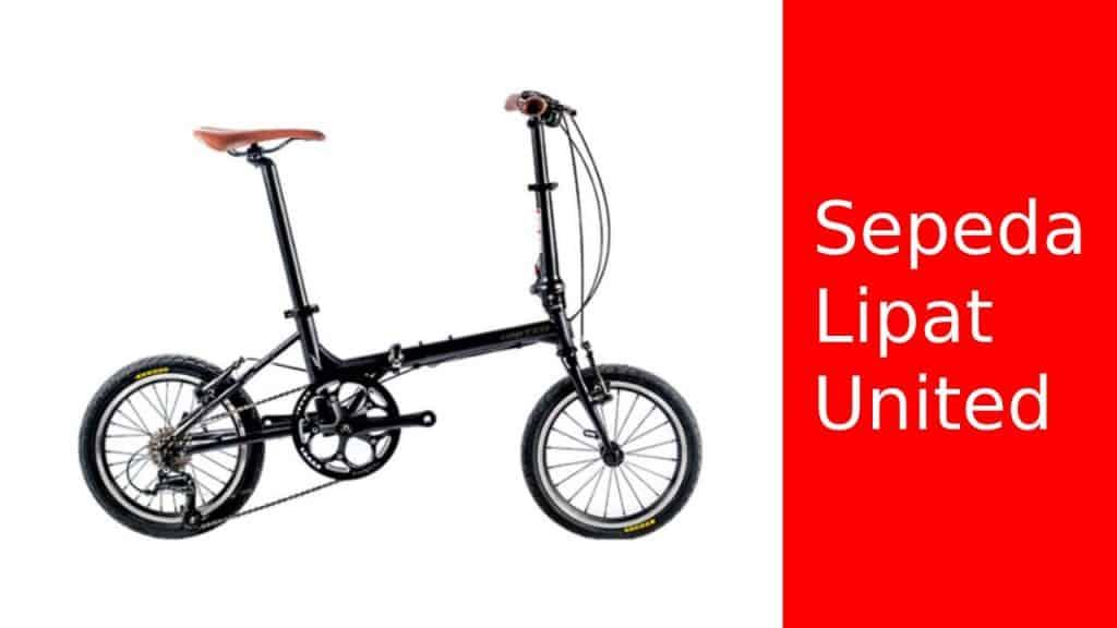 Sepeda Lipat United by unitedbike