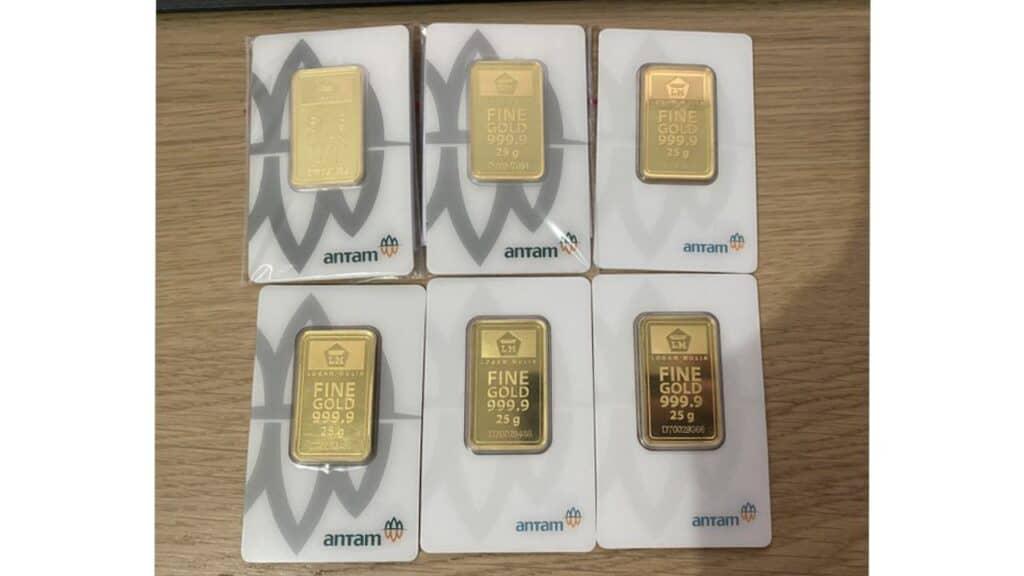 Berapa Harga Emas Antam di Pegadaian malvhariyanto tokopedia
