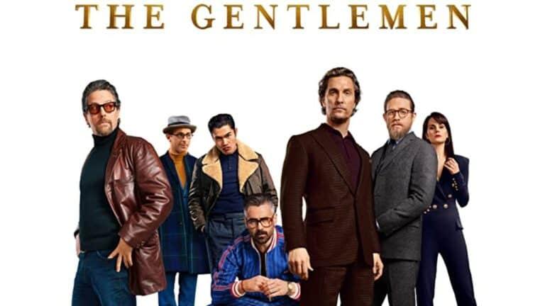 The Gentlemen (2020): Review Sinopsis dan Trailer