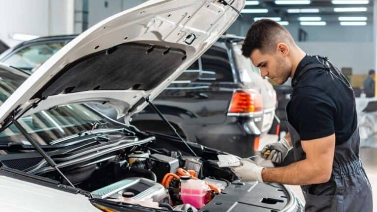 Otomotif Mobil Prinsip Kerja Mesin Sistem dan Komponennya