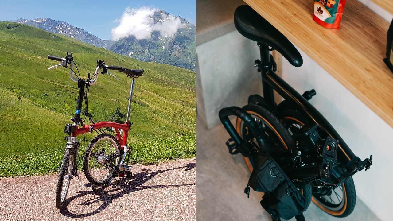 Sepeda Lipat Murah dan Bagus Mulai dari Rp 1 - 5 Jutaan
