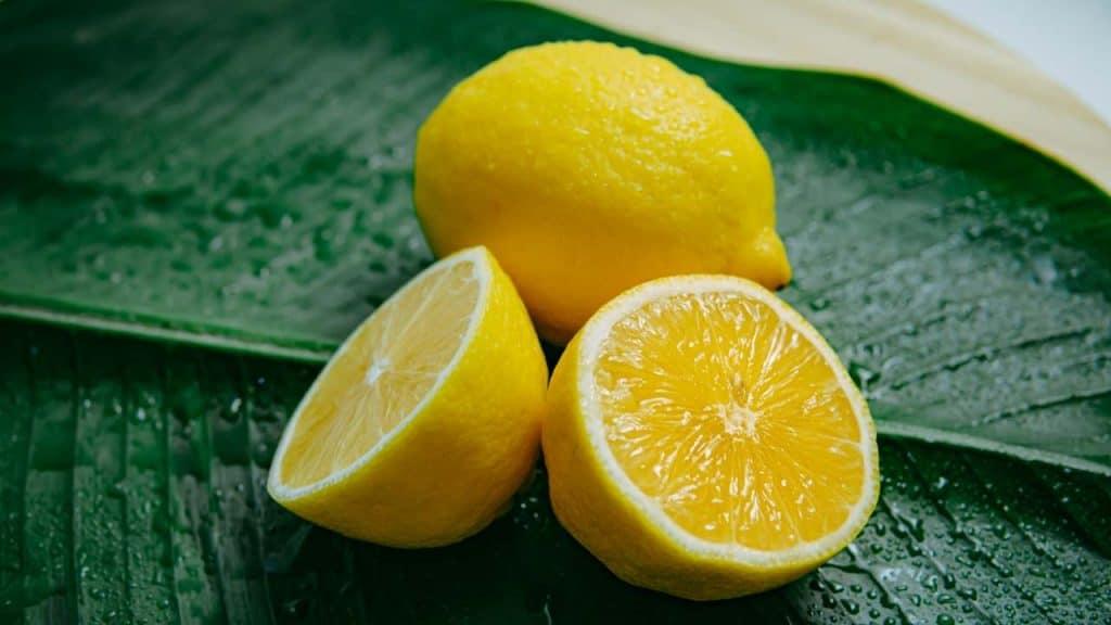 Lemon by Han Lahandoe Unsplash