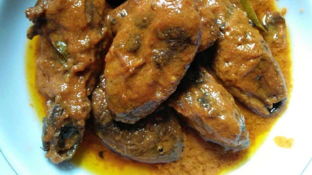 Resep Rendang Maco Ikan Tongkol by Nurul Udhiyah Bakri Cookpad