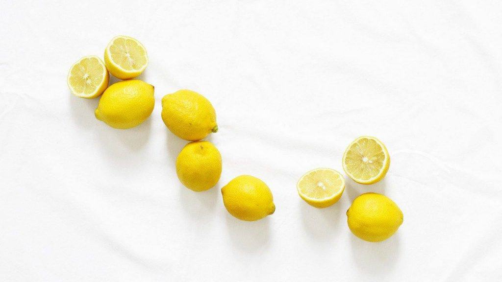 Lemon by Free Photos Pixabay