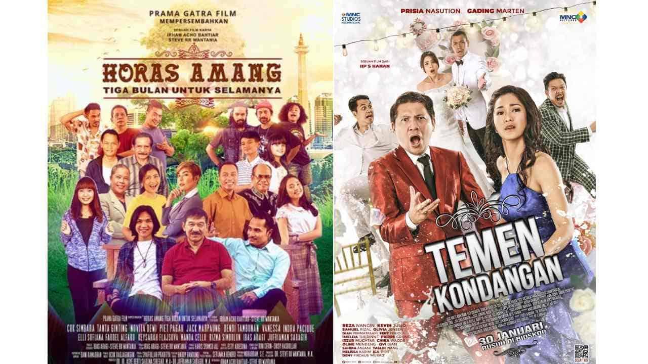 9 Film Lucu Indonesia Terbaik 2021 yang Menghibur