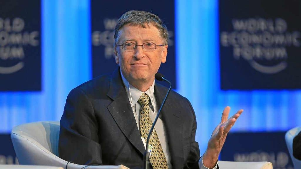 Bill Gates by World Economic Forum Flickr