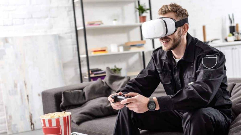 Dukungan Fitur Virtual Reality Terbaru di PS5 by EdZbarzhyvetsk Depositphotos 227035240