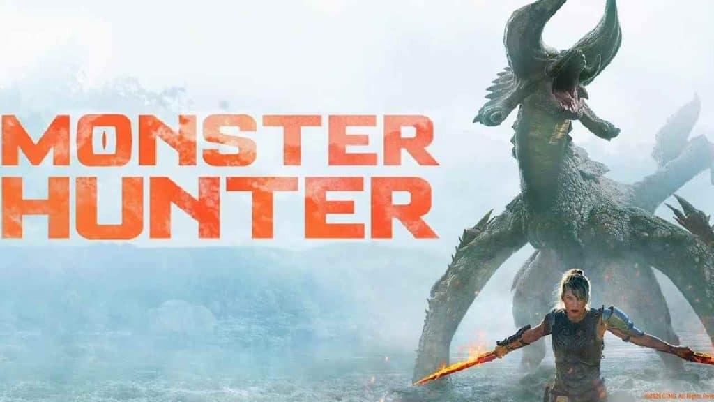 Konflik Film Monster Hunter by IMDB