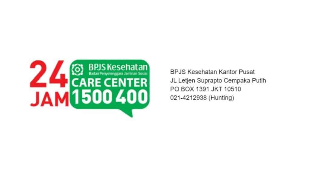 Nomor Call Center BPJS Kesehatan by Screenshot Web BPJS Kesehatan