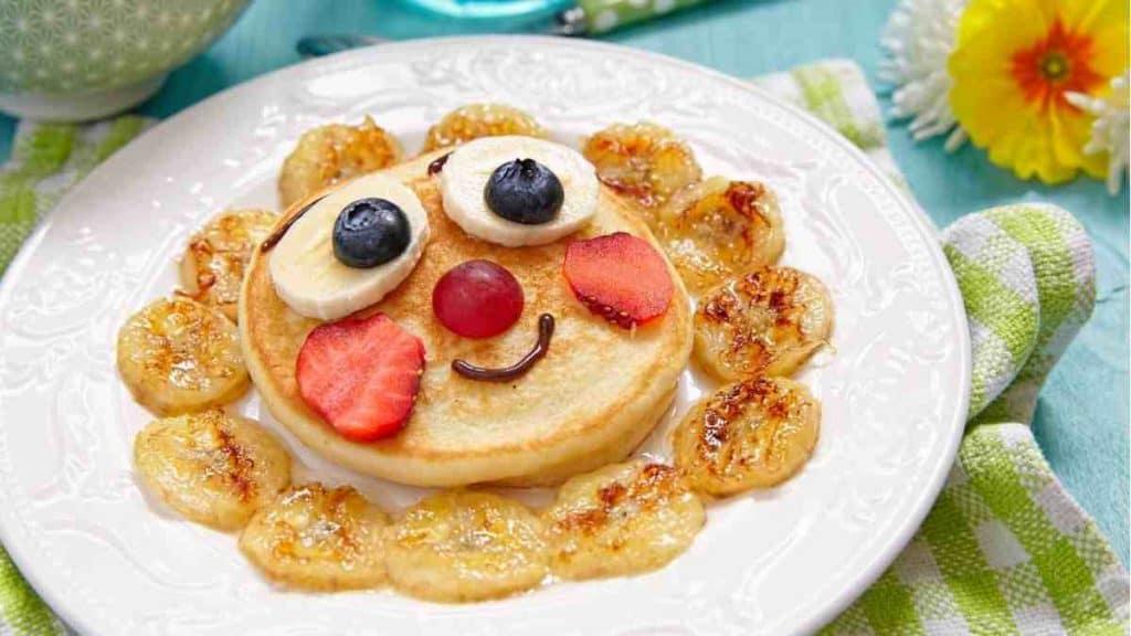 Pancake Buah