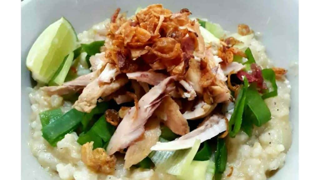 Resep Bubur Ayam Aceh Spesial by Suci Nabbila by Cookpad