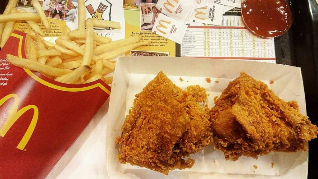 Resep Fried Chicken Ala McD
