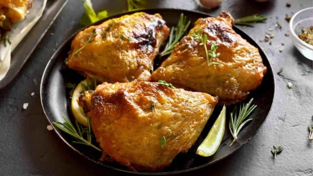 Resep Fried Chicken Barbeque