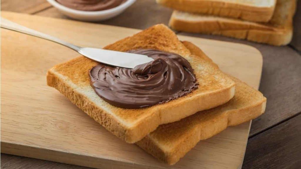 Roti Bakar Coklat Keju