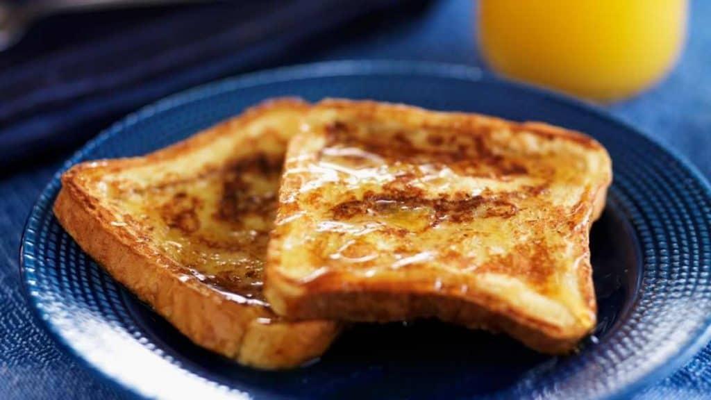 Roti Bakar - French Toast