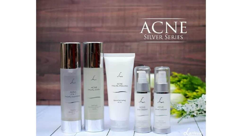 Acne Silver Series by Larissa