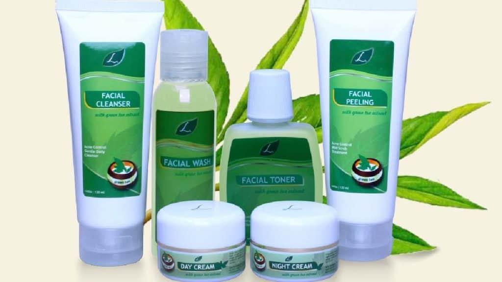 Green tea Extract Series by Larissa