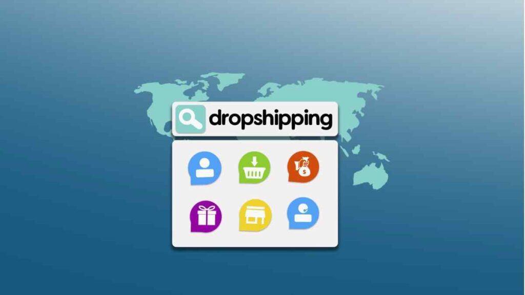 Bisnis Dropshipper Online