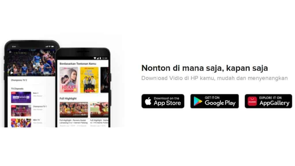 Vidio Com Streaming Film Indonesia