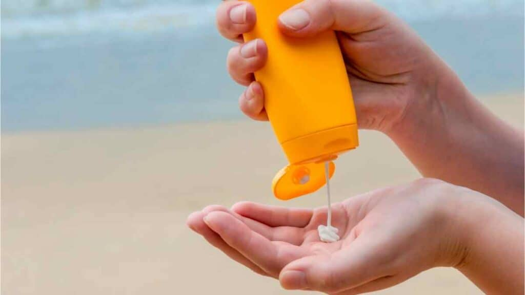 Garnier Super UV Spot Proof Sunscreen