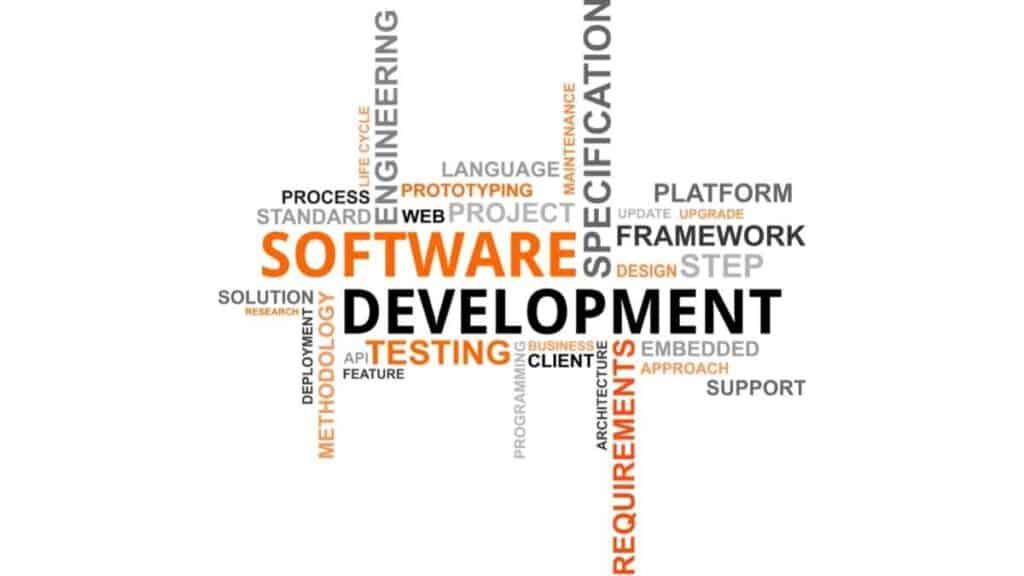 Ilustrasi Pengembang Software