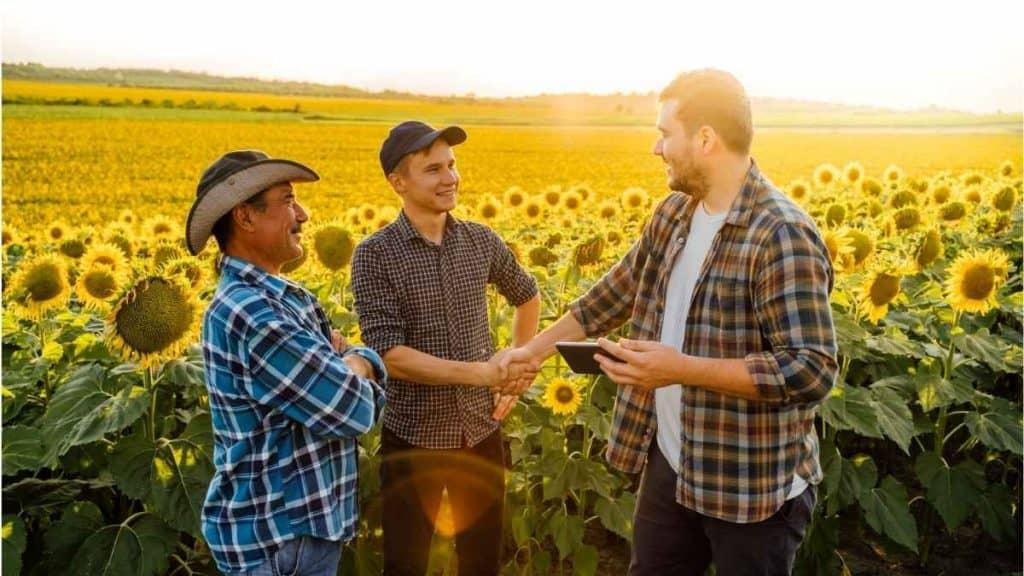 Pengusaha Pertanian Agribisnis